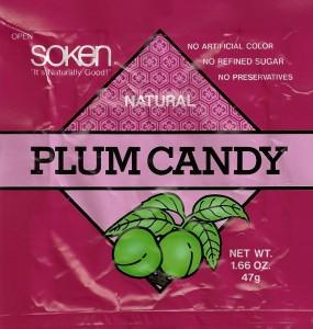 Plum Candy